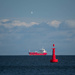 The red buoy by haskar