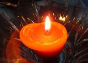 12th Mar 2019 - Orange candle