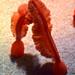orange sea pens