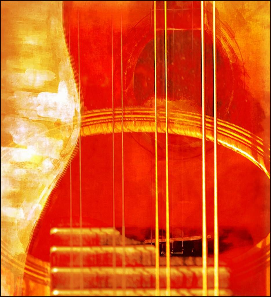 Rainbow Orange 2 by olivetreeann