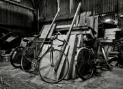 13th Mar 2019 - Barn Bikes
