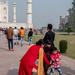 Taj Mahal: I don't want my photo taken!