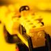Yellow toy by haskar