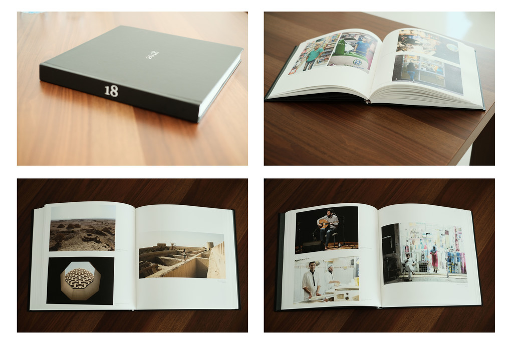First 365 photo book!  by stefanotrezzi