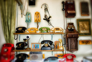 20th Jan 2019 - Telephones