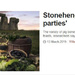 Hold theFront Page! Pig major part of Stonehenge feasts!