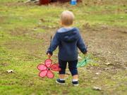 15th Mar 2019 - Flower Pinwheels