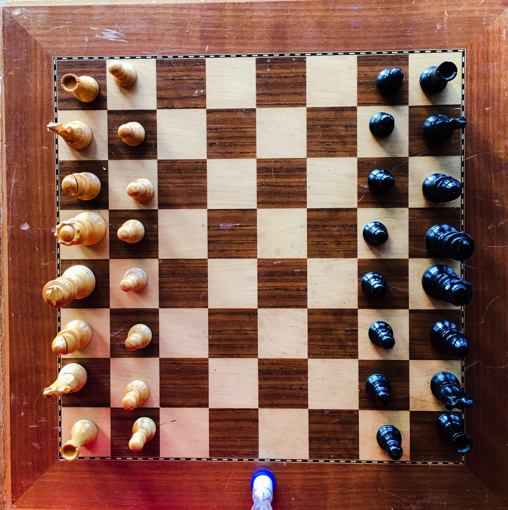 Chess board by clay88