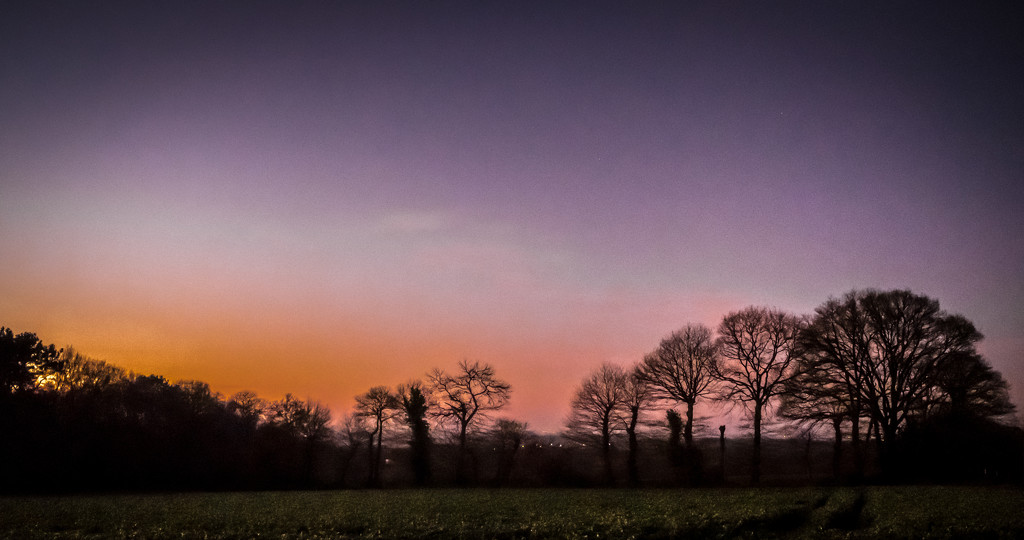 Sunset at Vignouse... by vignouse