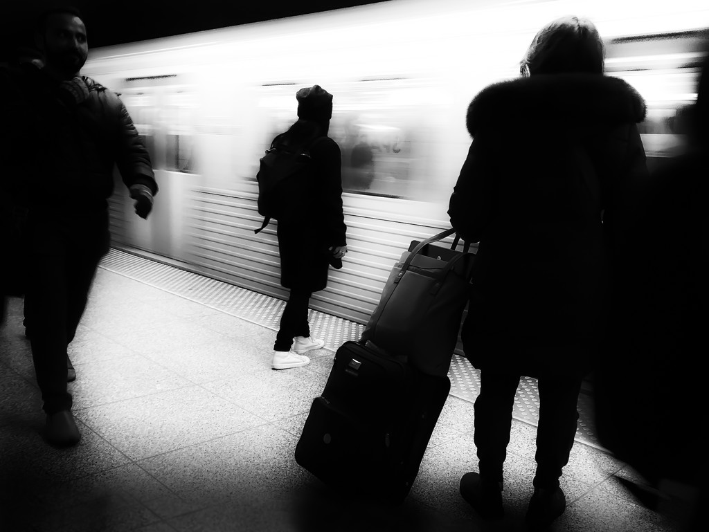 motion blur by northy