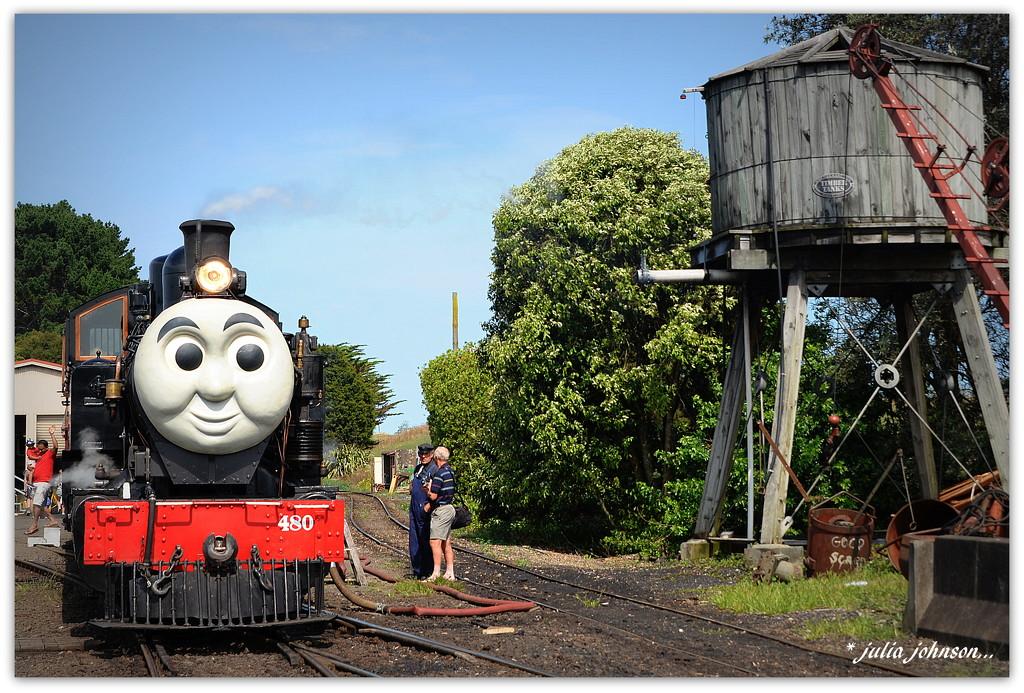 Thomas The Tank Engine... by julzmaioro