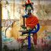 African lady in Cuba
