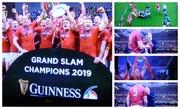 17th Mar 2019 - Wales -Grand slam Champions 2019