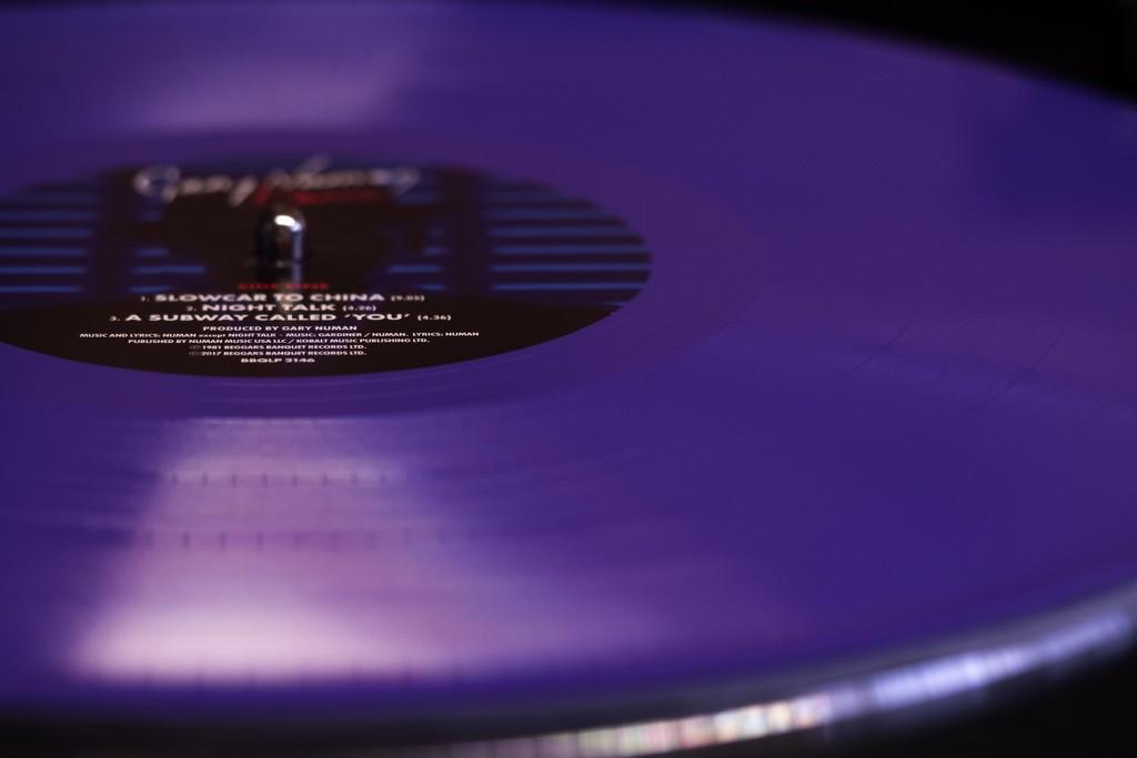 Purple sounds by bizziebeeme