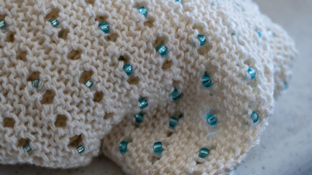 Elsie's beaded scarf by randystreat