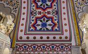 17th Mar 2019 - Laxmi Vilas Palace: Interior detail