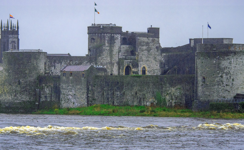 King John's Castle by tonygig
