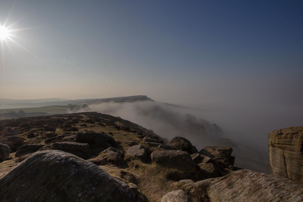 Rising Mist by padlock