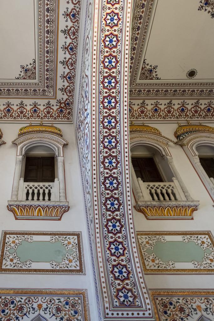 Laxmi-Vilas-Palace: Interior 4 by golftragic