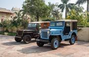 19th Mar 2019 - Rajah's jeeps