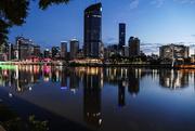 19th Mar 2019 - Brisbane skyline at dawn
