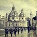 Rainy Day Rome