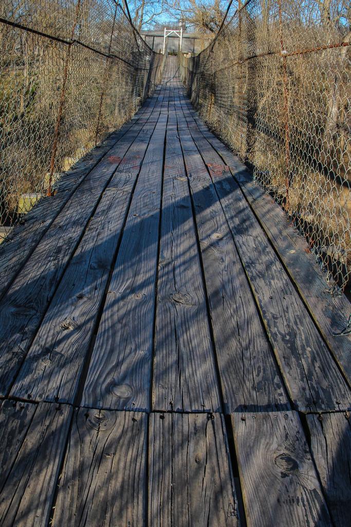 The Swinging Bridge by judyc57