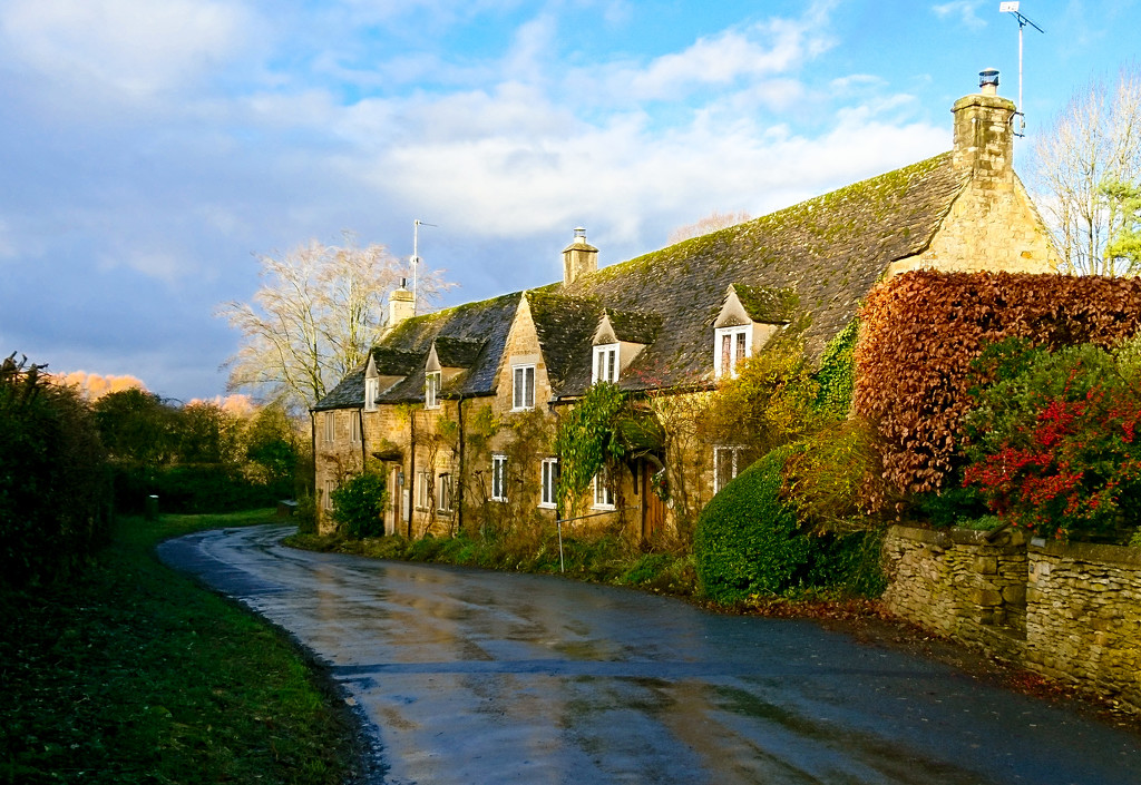 Cotswolds Cottages by peadar