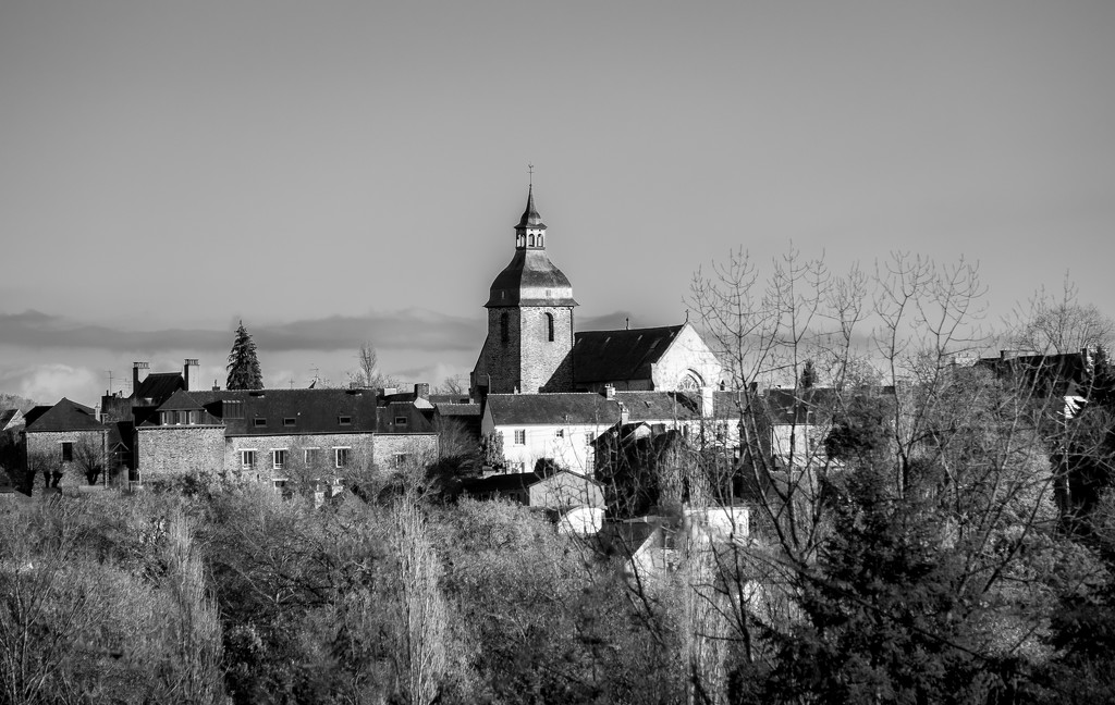 The Church of St Pierre at Plélan-le-Grand... by vignouse