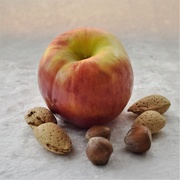 19th Mar 2019 - Apple and nuts