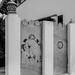 Jaipur: Laxmi Vilas Palace: fence