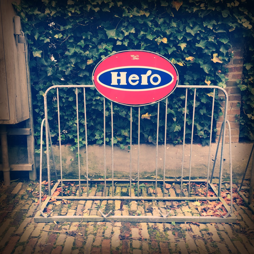 I am my own hero by mastermek