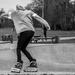 In line skater