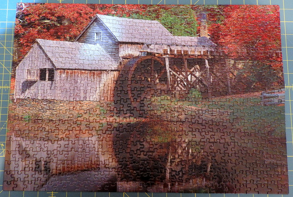 Mill puzzle by homeschoolmom