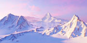 20th Mar 2019 - Pixel Mountains