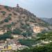 Jaipur: lone hilltop building