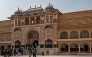 21st Mar 2019 - Jaipur: Amber Fort: architecture