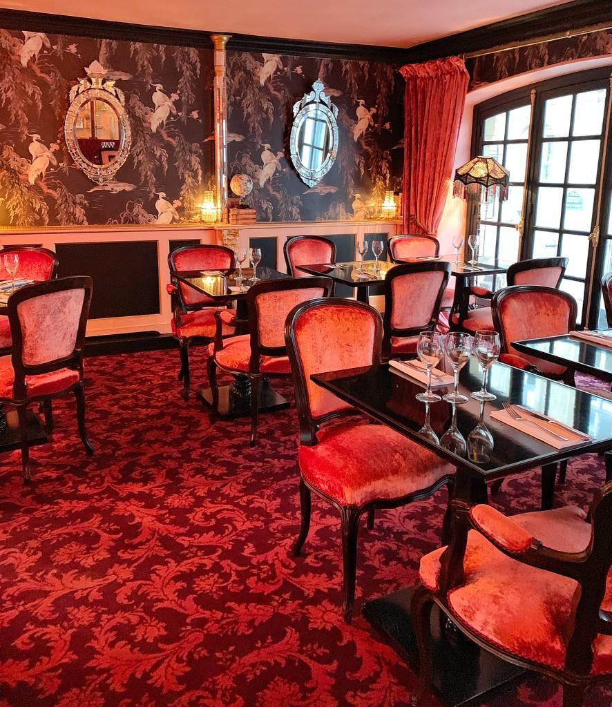 Parisian bar.  by cocobella