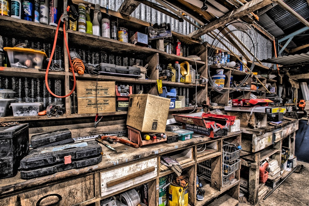 Man shed by yorkshirekiwi