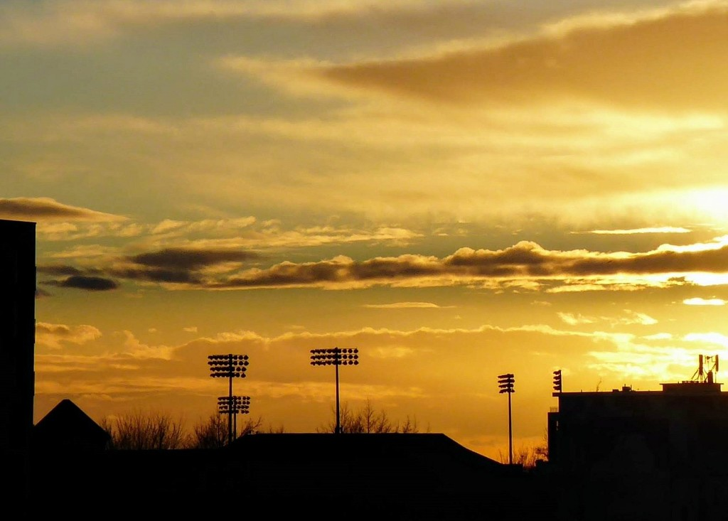 Floodlights by 4rky