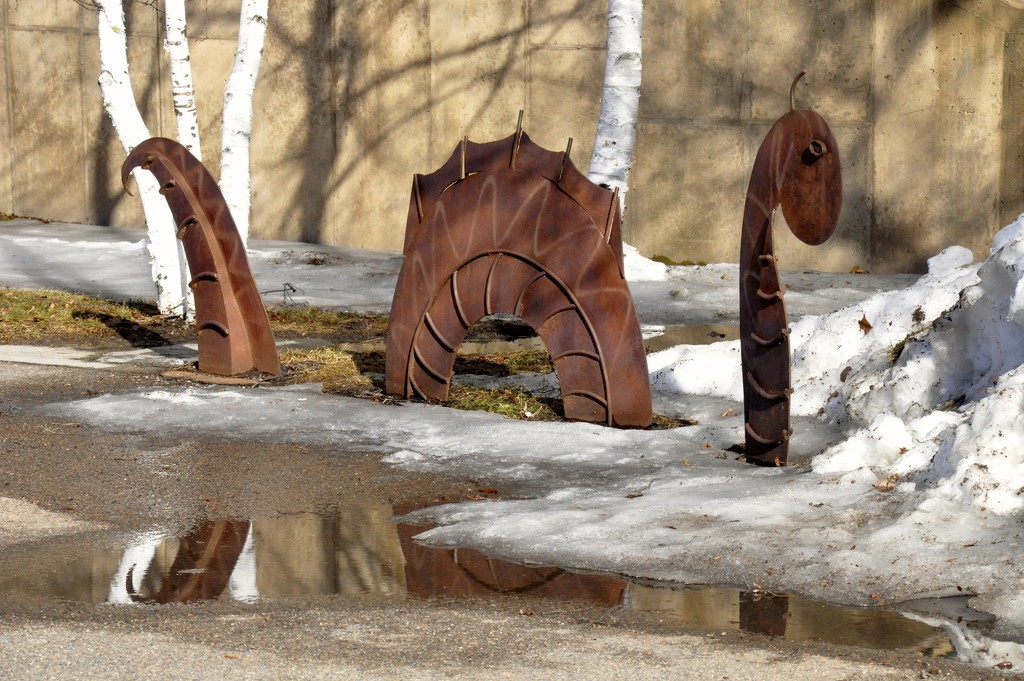 "Lake Champlain's monster ""Champ"" by sailingmusic"