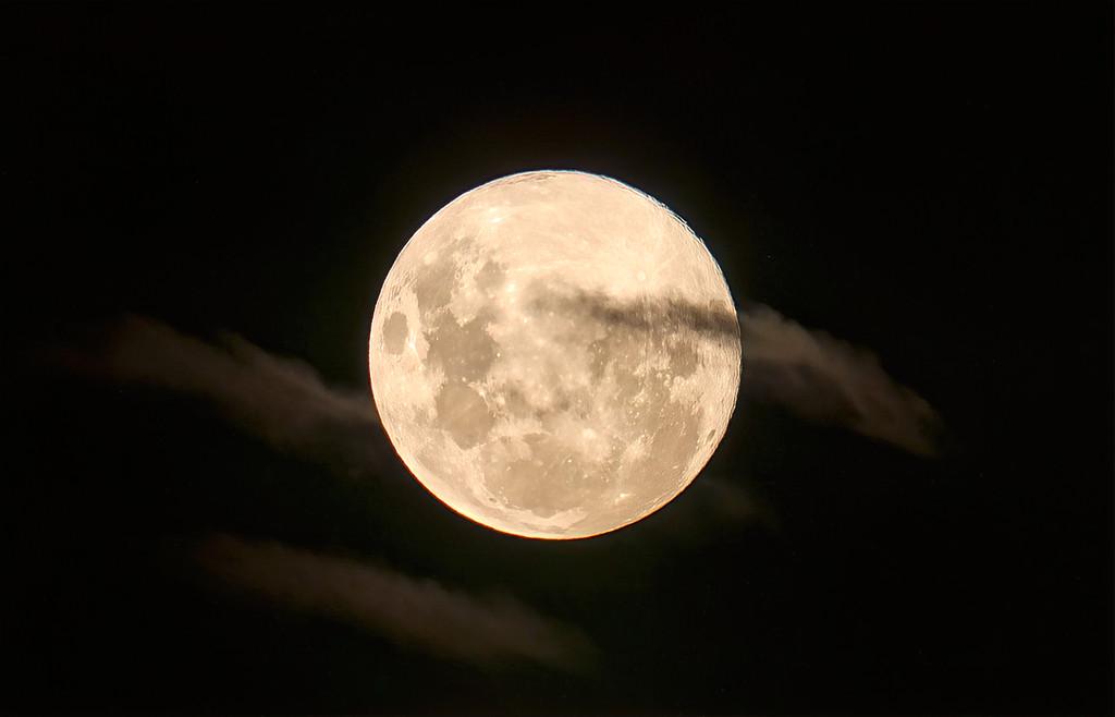 Full Moon by ludwigsdiana