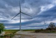 22nd Mar 2019 - Windfarm