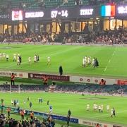 9th Mar 2019 - England v Italy