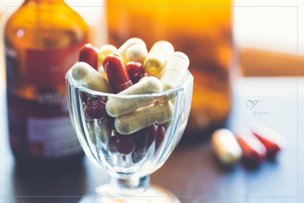 Vitamins for V by lyndemc