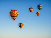 23rd Mar 2019 - rainbow balloons
