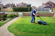 23rd Mar 2019 - The second mow