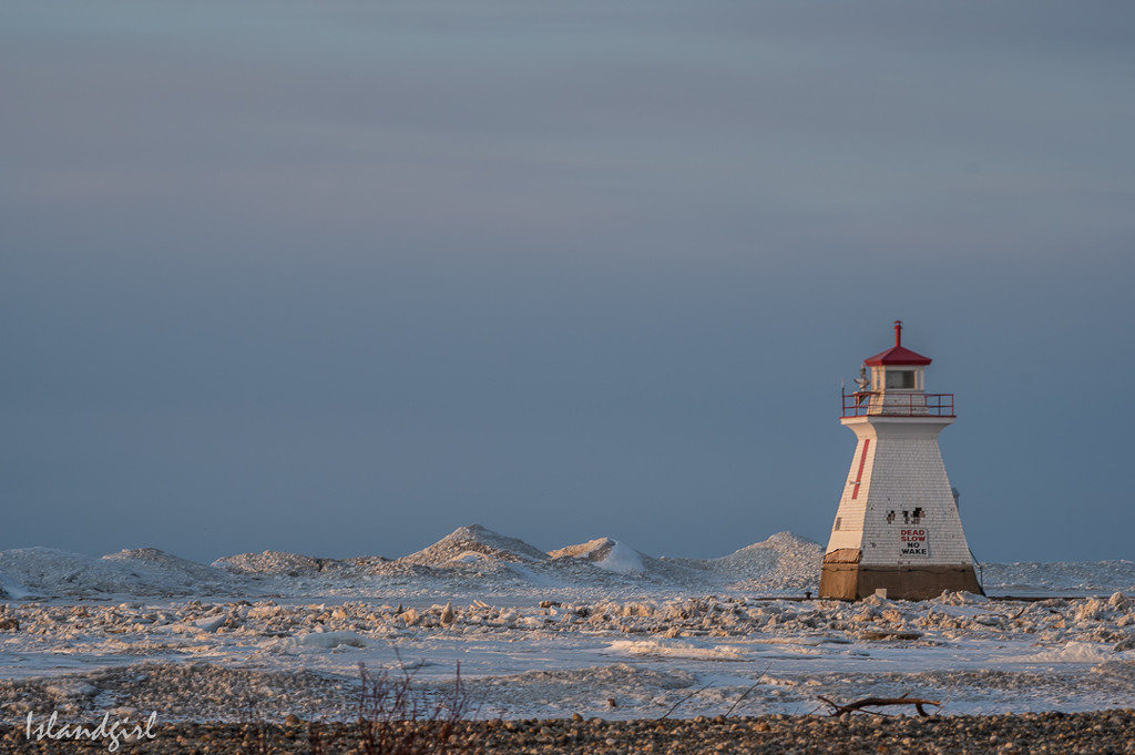 Lake Huron Lighthouse  by radiogirl
