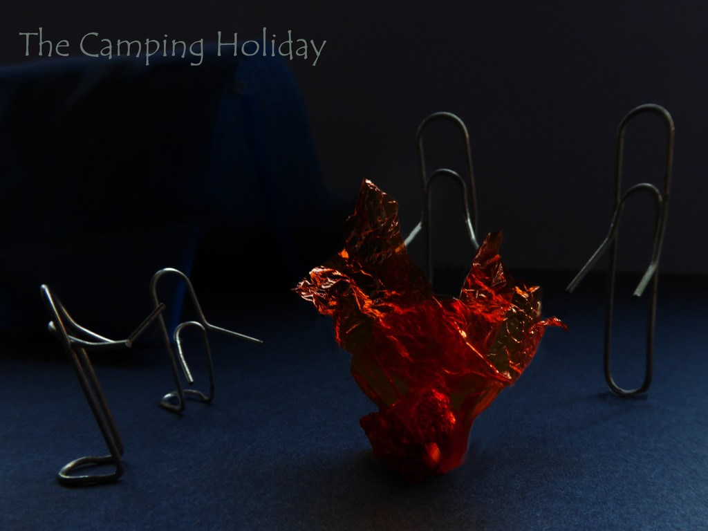The camping holiday by shannejw