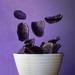 Jumping Purple potatoes